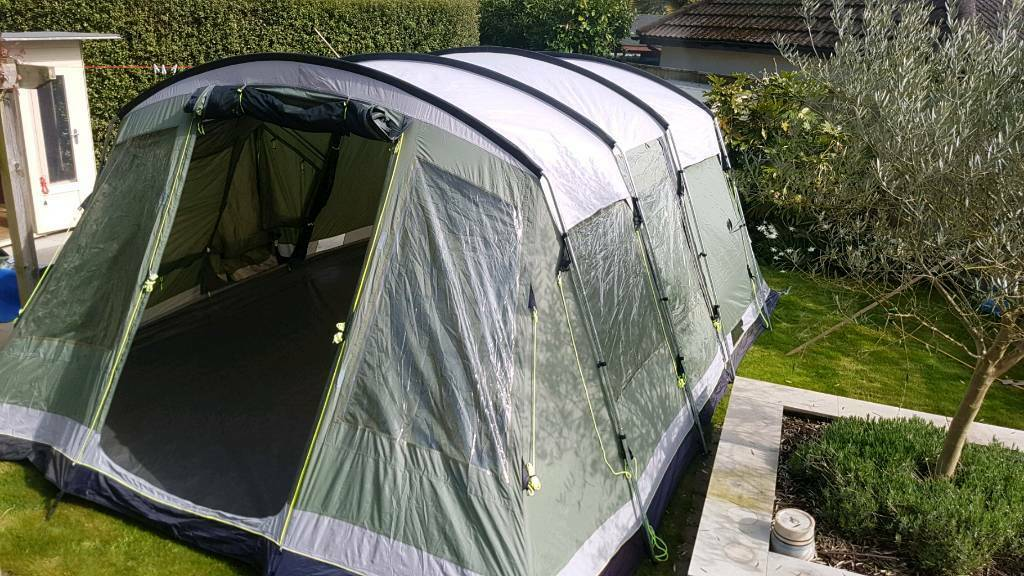 Outwell Montana 6 Tent & Outwell Montana 6 Tent | in Christchurch Dorset | Gumtree