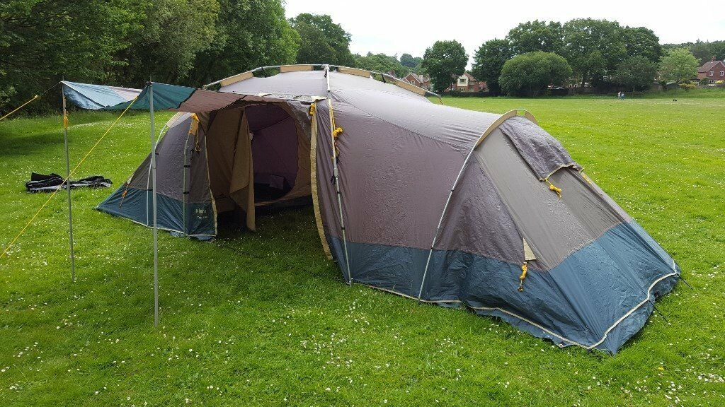 Kyham Touring 400 Easy pitch tent & Kyham Touring 400 Easy pitch tent | in Haslemere Surrey | Gumtree