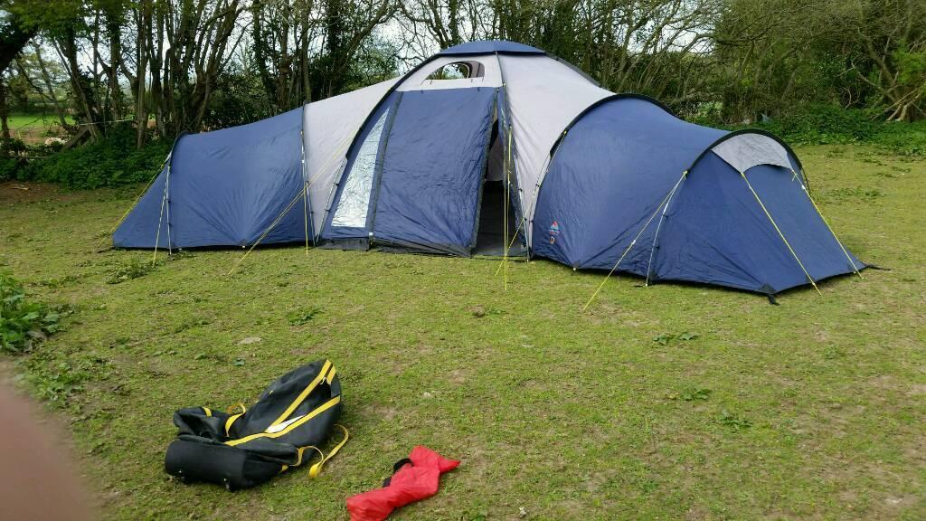 Tent 12 man Wynnster satellite 12 & Tent 12 man Wynnster satellite 12 | in Somerset | Gumtree