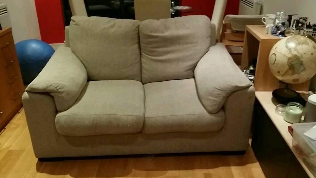 John Lewis Camden Range 2 Seater Small Sofa