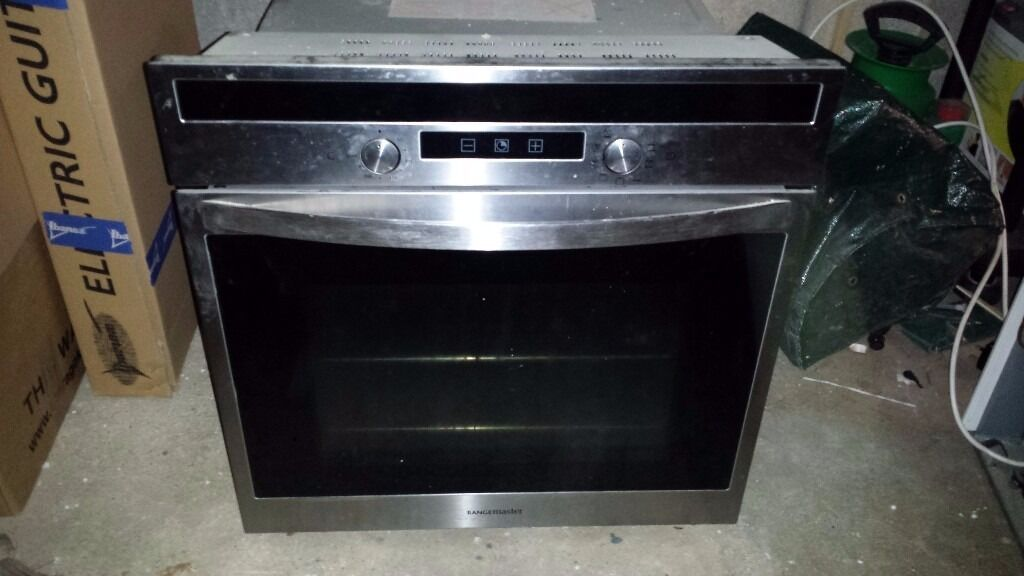 Built In Electric Oven And Grill Part - 31: Rangemaster R609 Built In Electric Single Oven With Grill