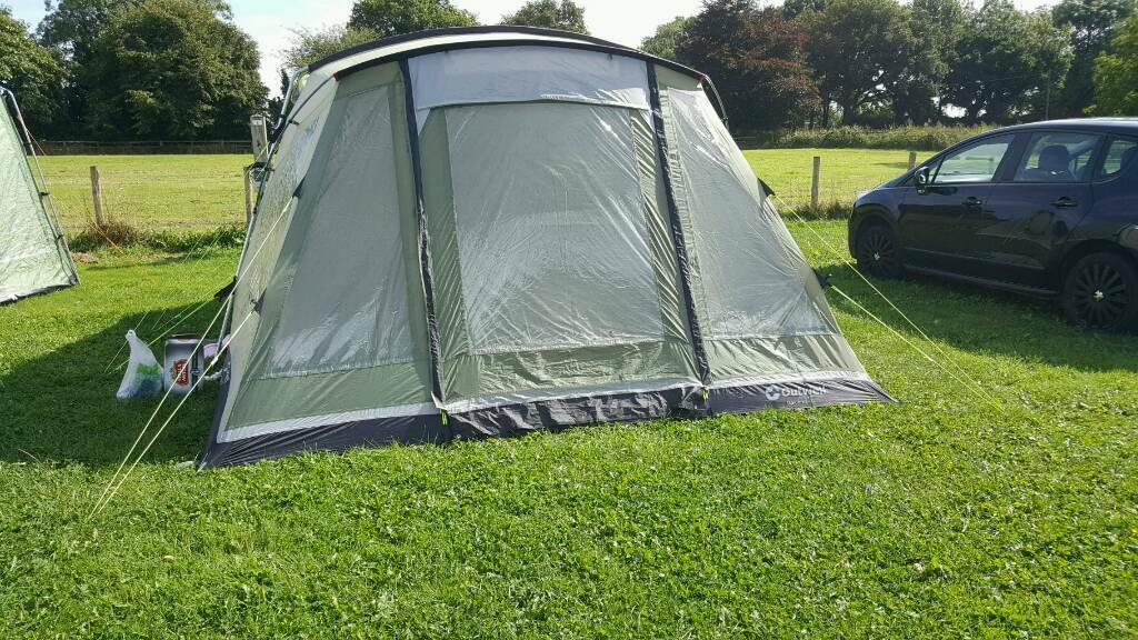 5 berth Outwell Oakland XL tent package & 5 berth Outwell Oakland XL tent package | in Seaham County Durham ...