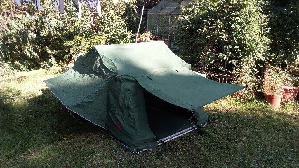 Roof Tent or 4x4 Tent in good condition £495ono & Roof Tent or 4x4 Tent in good condition £495ono | in Hythe Kent ...