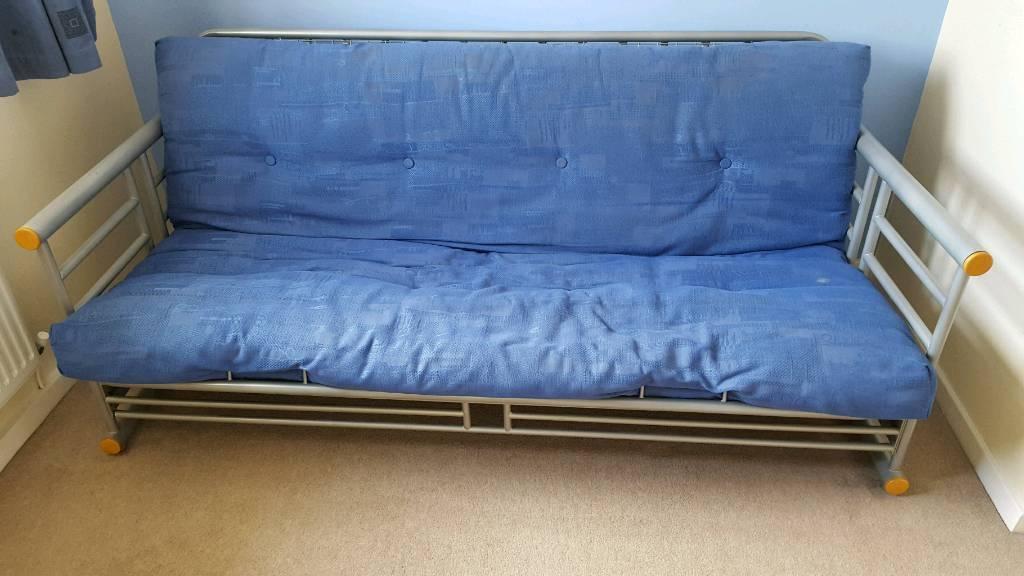 Charming Metal Folding Sofa Bed