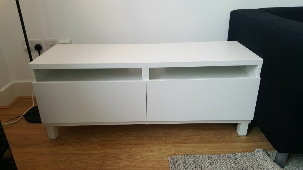 Ikea TV Stand   Perfect Condition (Besta Model)