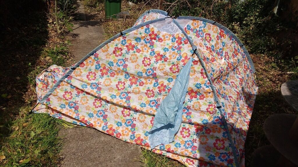 Cath Kidston floral EuroHike Tent & Cath Kidston floral EuroHike Tent | in Frenchay Bristol | Gumtree