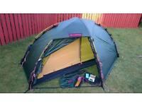 Hilleberg Soulo u0026 Footprint ??? Mountain Equipment Tent Rab MSR ALPKIT Hardwear  sc 1 st  Gumtree & Used Tents for sale in Glasgow City Centre Glasgow - Gumtree