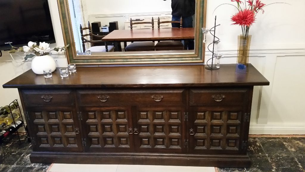 Exceptional Younger Toledo Sideboard
