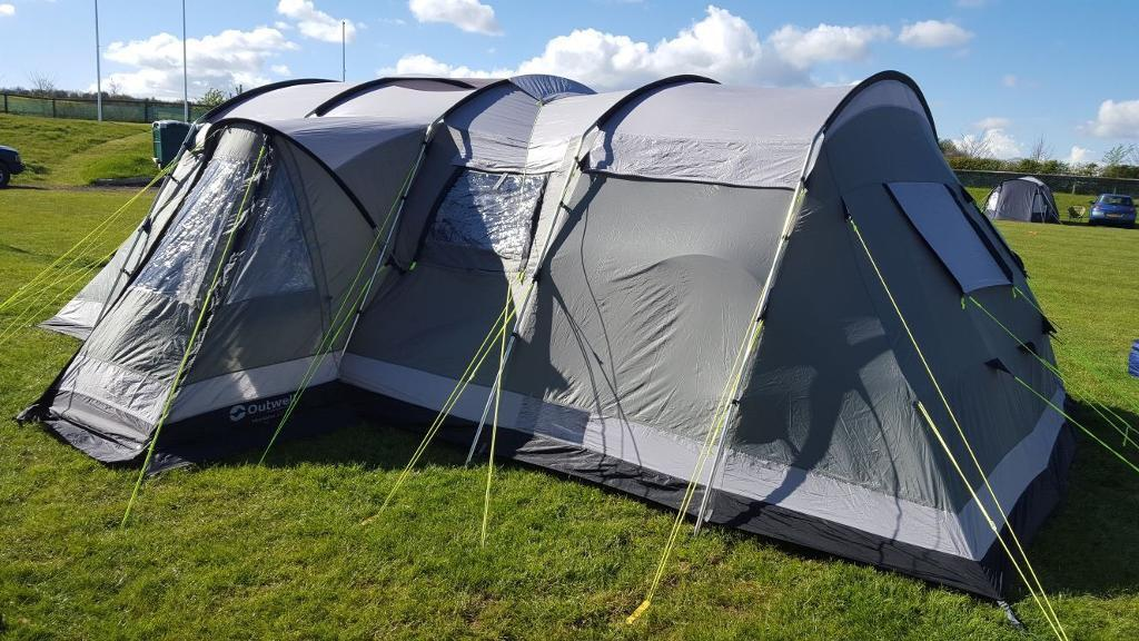Outwell Montana 12 - 12 berth tent u0026 extras & Outwell Montana 12 - 12 berth tent u0026 extras | in St Fagans ...
