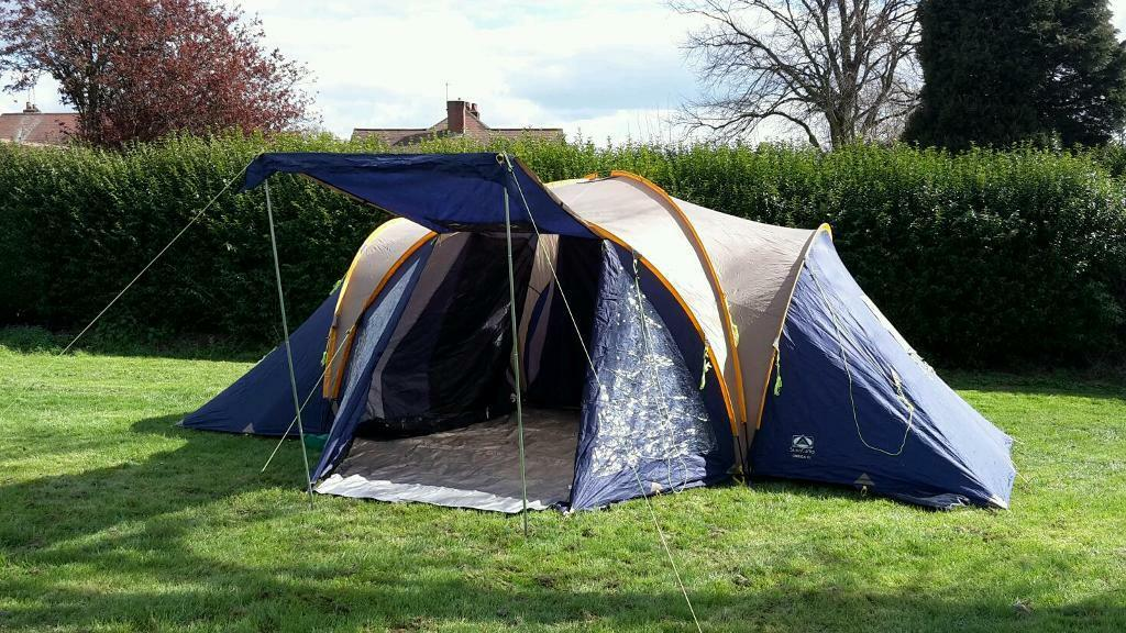 Sunnc& omega xl large family tent & Sunncamp omega xl large family tent   in Nuneaton Warwickshire ...