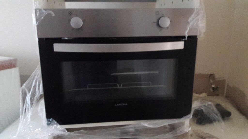 Electric Oven And Grill Part - 41: A Brand New Built In Lamona Electric Oven And Grill Single Fan In Stainless  Steel .