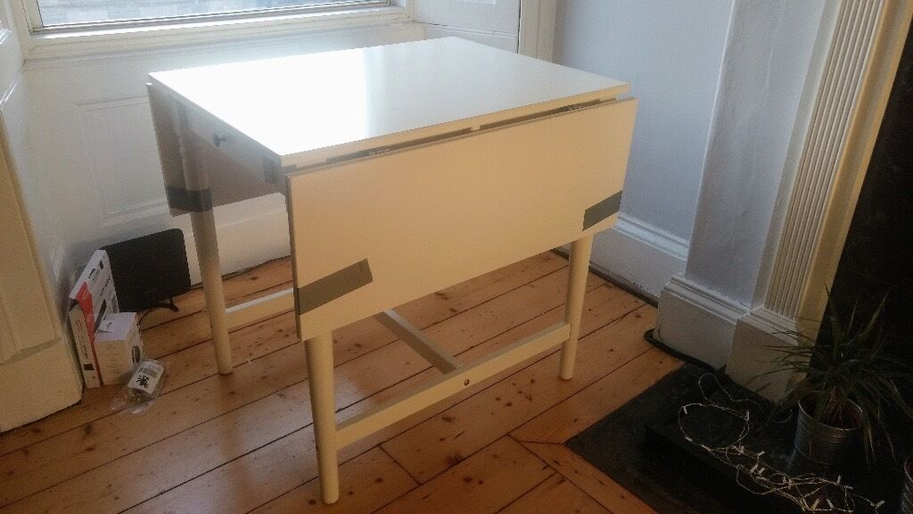 Awesome Ikea Ingatorp Drop Leaf Table White With Table Ingatorp Ikea