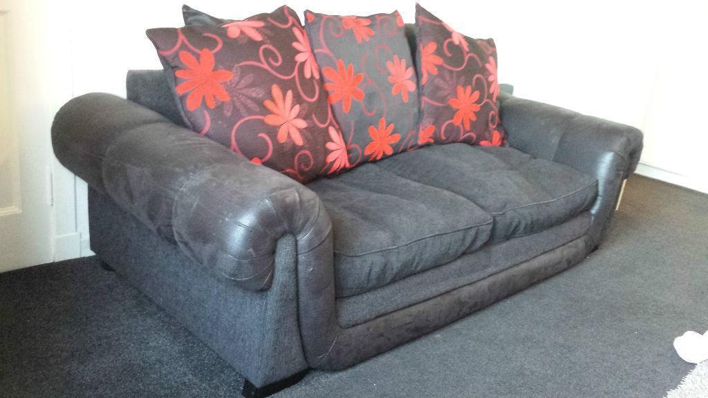 SCS Paprika 3 Seater Sofa U0026 Chair