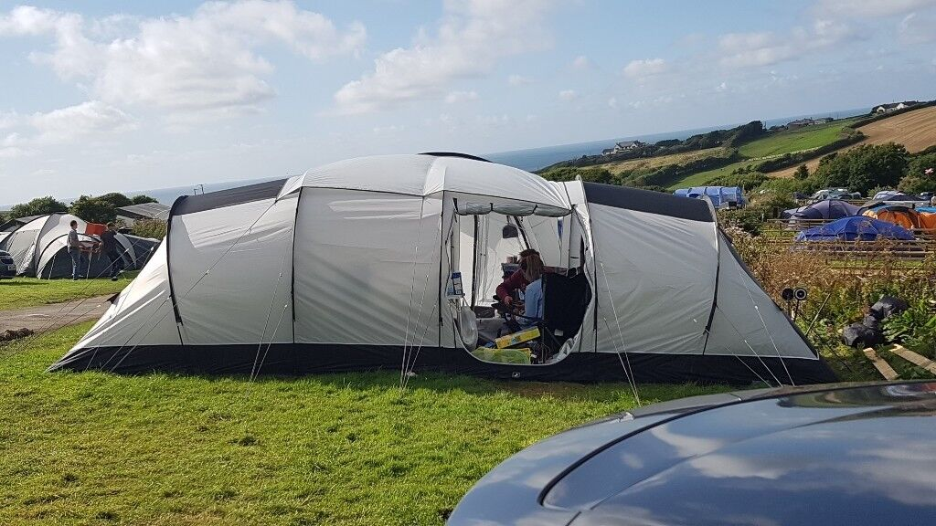 Sunnc& shadow 600 tent porch and carpet & Sunncamp shadow 600 tent porch and carpet | in Beverley East ...