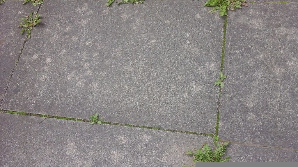 Concrete Patio Slabs, Used 90cm By 60cm....can Deliver For Extra