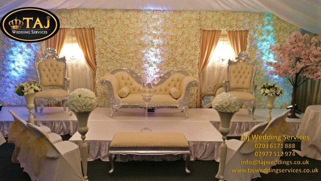 Asian Indian Wedding Mehndi StagesDecor Marquee Tent Hire Chair Covers Wedding house Lights UB1 | in Ilford London | Gumtree & Asian Indian Wedding Mehndi StagesDecor Marquee Tent Hire Chair ...