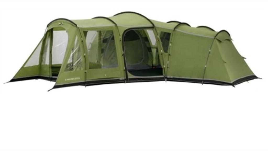 Vango Diablo 900xl 9 man tent  sc 1 st  Gumtree & Vango Diablo 900xl 9 man tent | in Denmead Hampshire | Gumtree