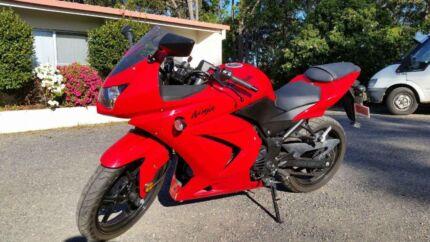 Ninja 2013 250 $3000 Cheap As