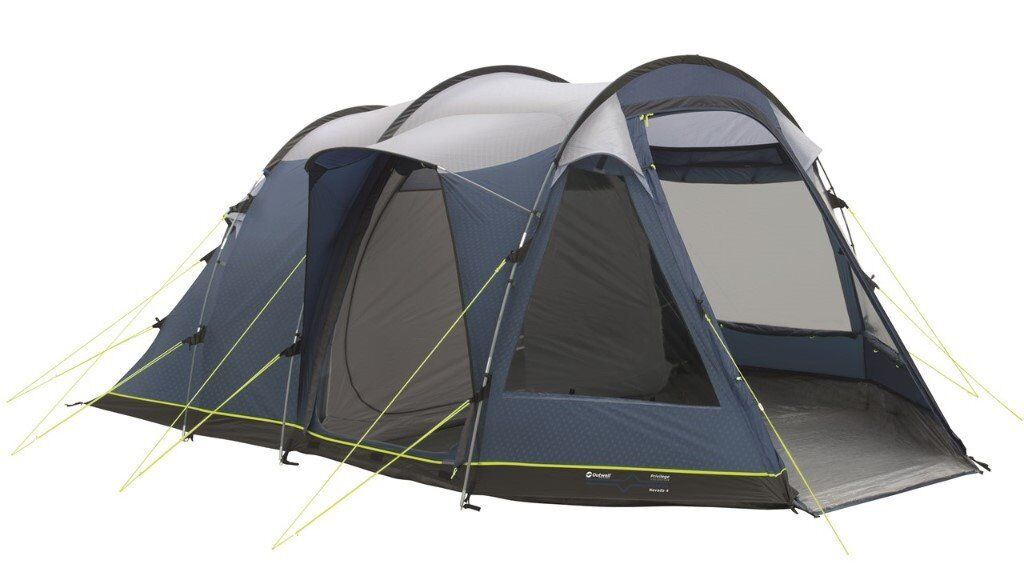 NEW Outwell Nevada 4 Family 4 Berth C&ing Festival Tent  sc 1 st  Gumtree & NEW Outwell Nevada 4 Family 4 Berth Camping Festival Tent | in ...