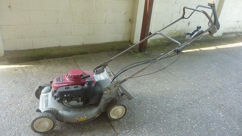 Danarm Honda 21u0027 Cut Commercial Lawn Mower