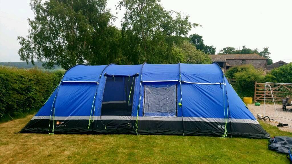 Kalahari 10 man tent kalahari porch carpet footprint and various accessories & Kalahari 10 man tent kalahari porch carpet footprint and ...