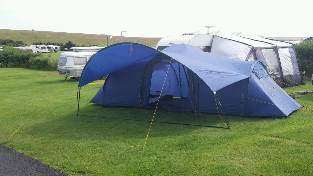 Freedom trail utah 6 berth large family tent & Freedom trail utah 6 berth large family tent | in Nuneaton Warwickshire | Gumtree