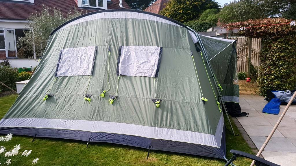 & Outwell Montana 6 Tent | in Christchurch Dorset | Gumtree