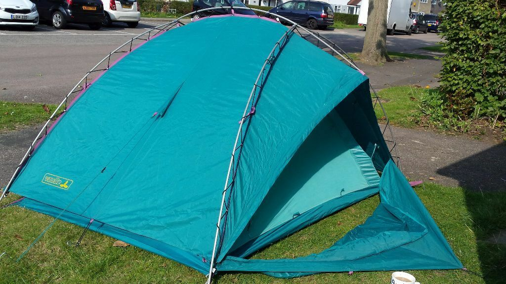 Tent VauDe (3 man) & Tent VauDe (3 man) | in Welwyn Garden City Hertfordshire | Gumtree