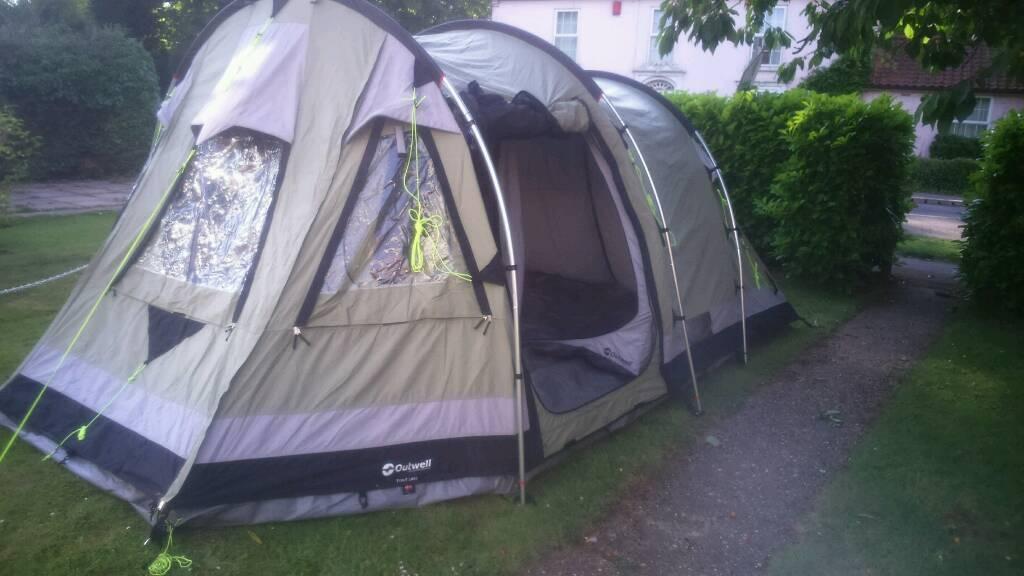Outwell trout lake tent & Outwell trout lake tent | in Thetford Norfolk | Gumtree