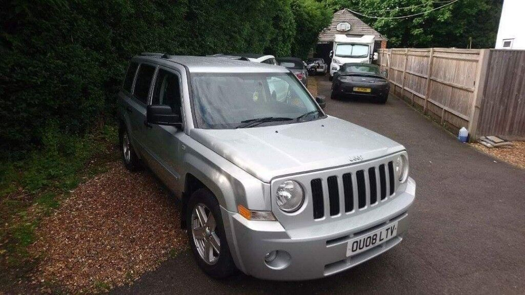 Superior 2008 Jeep Patriot 2.0CRD Limited