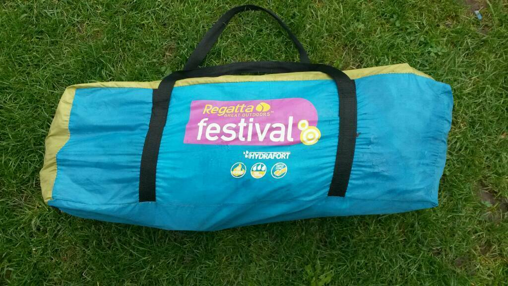 Regatta festival tent in good condition all bits in can deliver or post! & Regatta festival tent in good condition all bits in can deliver or ...