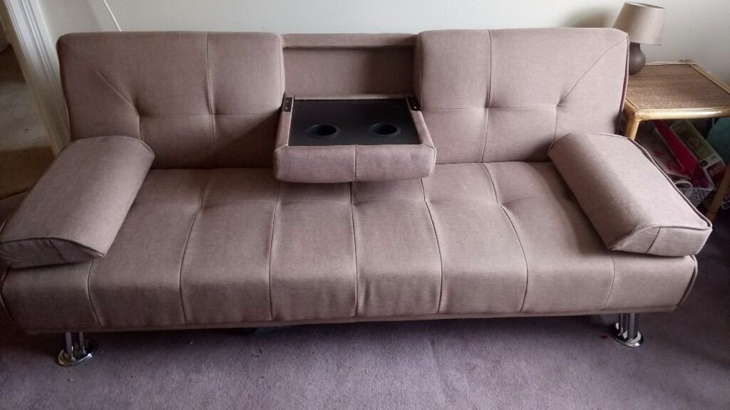 High Quality New Cinema Style Sofa Bed. Image 1 Of 3