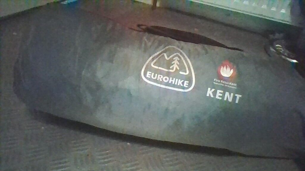 Good condition Eurohike Kent tent. & Good condition Eurohike Kent tent. | in Crieff Perth and Kinross ...