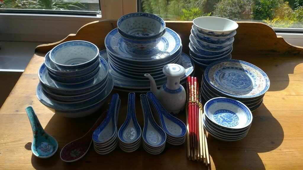 Chinese porcelain tableware : chinese porcelain dinnerware - pezcame.com