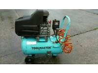toolmaster air compressor
