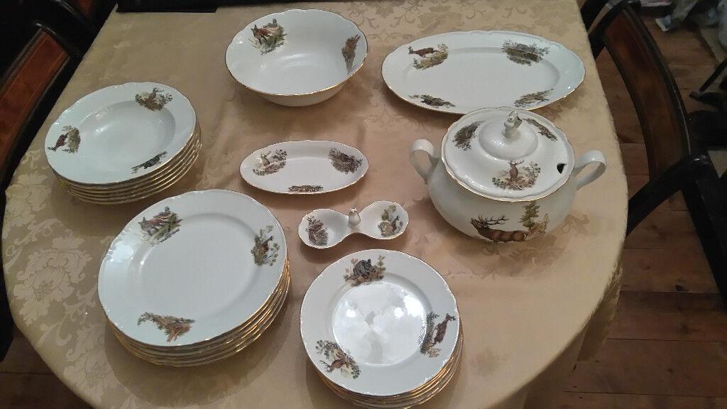 Czech Porcelain Dinner Set & Czech Porcelain Dinner Set | in Paignton Devon | Gumtree