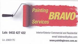 PAINTING SERVICES BRAVO Woodbine Campbelltown Area Preview