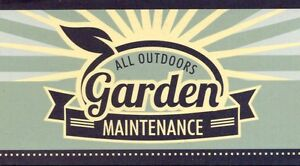 All Outdoors Garden Maintenance Blakeview Playford Area Preview