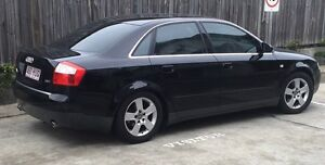 2004 Audi A4 1.8LT Woolloongabba Brisbane South West Preview