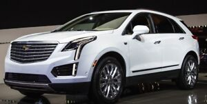 2017 Cadillac XT5 Luxury   Navigation - Just arrived