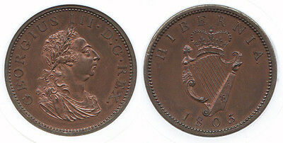 George III Penny 1805