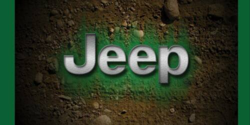 Jeep 4x4 Vinyl Banner Sign Service Mechanic Garage  AMC Willys American Motors