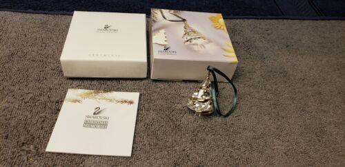 Swarovski Crystal  Memories Christmas Tree NEW With Box