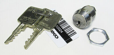 Brand New M3 Medeco 72s Cam Lock W 2 Keys 58 Long High Security Nice