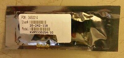 Kingston ValueRAM 1GB 533MHz DDR2 Non-ECC CL4 SODIMM Notebook Memory 533 1gb Sodimm Notebook Memory