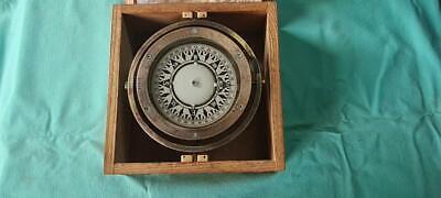 Ship Compass Gimbal Mounted