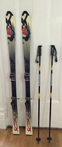 Excellent Elan Parabolic downhill skis for sale!
