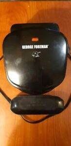 George Foreman 2 Serving Classic Grill