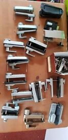 Large job lot of coded entry locks