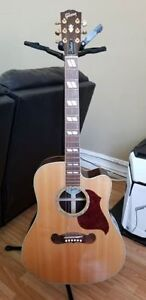 Gibson Singer Song Writer Deluxe with Original Gibson Case
